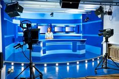 TV Presenter Course - 8 Locations!