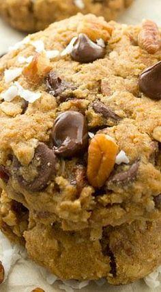 Soft-Baked Kitchen Sink Cookies