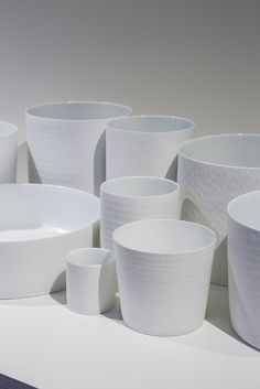 [금상] 조원재, 한국 <백색음유, 2016> [Gold Prize] Wonjae Jo, Korea, Whitepoeming, 2016, 120*80*25 Competition, Planter Pots, Ceramics, Ceramic Art, Clay Crafts, Porcelain, Plant Pots, Ceramica, Ceramic Pottery