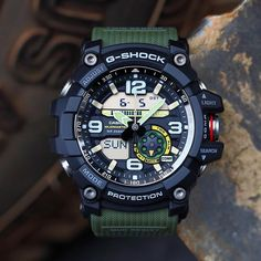 Turns rough terrain into a smooth ride. Link to shop the #GSHOCK GG1000-1A3 in our bio.