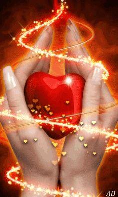 Aprende que não importa em quantos pedaços seu coração foi partido, o mundo não…