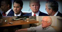 And the Winner of the Fox News GOP Presidential Debate?... Bernie Sanders   Common Dreams   Breaking News & Views for the Progressive Community