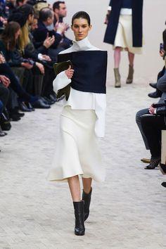 Celine fashion week 2013