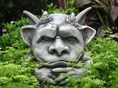 Gargoyle in the Garden « Pittsburgh Urbanity