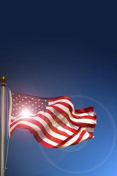 It's a grand ole flag.....God Bless America!!!
