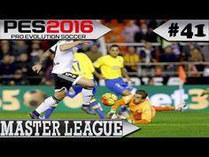 PES 2016  Master League #41 Las Palmas