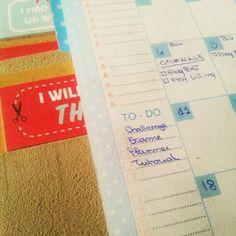 Lucy-Wonderland: Day 8 _ #planneraddictspotd #filofax
