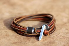 Items similar to leather bracelets for men,wrap bracelet,leather wrap bracelets for men,mens bracelets,strap bracelets on Etsy Leather Bracelets, Leather Necklace, Leather Jewelry, Bracelets For Men, Fashion Bracelets, Fitness Bracelet, Handmade Leather, Hdr, Leather Men