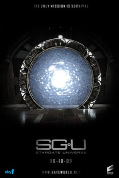 Stargate Universe --------------------------------  God safe the Destiny ;-)