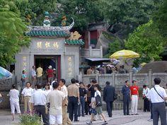 Templo de A-Ma - História de Macau – Wikipédia, a enciclopédia livre