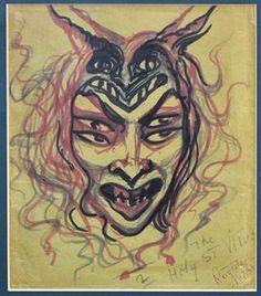 Rosaleen Norton, Moonage Daydream, Greek Gods, Australian Artists, Coven, Dark Side, Witchcraft, Witches, Surrealism