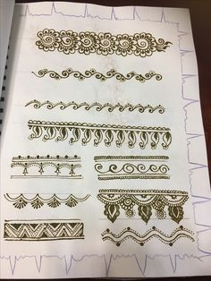 Mehndi Designs Book, Henna Designs Easy, Dulhan Mehndi Designs, Latest Mehndi Designs, Mehandi Designs, Tattoo Designs, Ankle Henna Tattoo, Foot Henna, Henna Mehndi