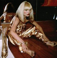 desperately seeking Debbie's jumpsuit for NYE