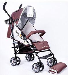 Lekki i Komfortowy Wózek Spacerowy PARASOLKA