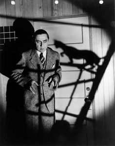 Bela Lugosi -The Black Cat, 1934