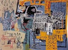 Visual Poetry and Jean Michel Basquiat
