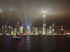 Hong Kong is my favorite city in the world. Here's why.