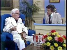 Jim Bakker PTL Club with Colonel Sanders  https://play.google.com/store/music/album/bobby_smith_I_Saw_The_Lord_Live?id=Bbxph7fv7wug4ijluh2tmhs42he