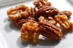 Perfectly Candied Pecans Recipe - Genius Kitchen
