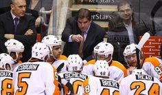 Should the Philadelphia Flyers fire Peter Laviolette?