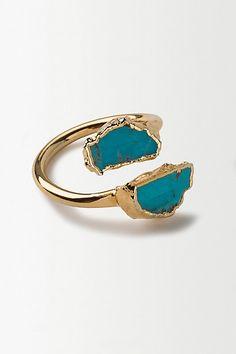 Celeste Wrap Ring #anthropologie
