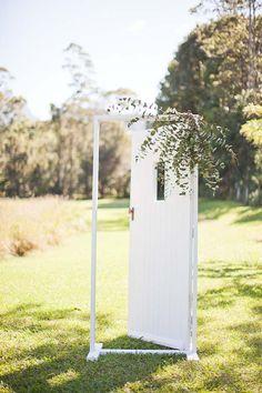 Australian country wedding by Kelly Adams