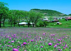 Iran's resort village of Jahan Nama - a hidden paradise!