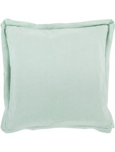 MULTIPLE COLORS AVAIL!!!  Sasha Ruffle Pillow, Mint