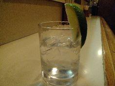 Gin lime(ジンライム)