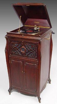 Silvertone Victrola phonographs - Wikicollecting
