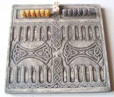 нарды доски - ... «исландские нарды» предстают удивительной химерой игрового мира