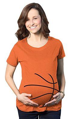 Maternity Basketball Bump Announcement Pregnancy Gift Tee... http://www.amazon.com/dp/B01DMWH58C/ref=cm_sw_r_pi_dp_ti8mxb0Q7H7SK