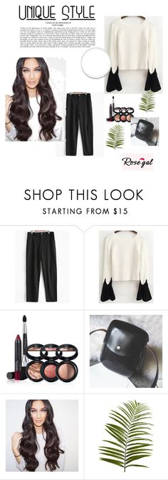 """""""Rosegal 1"""" by zerina913 ❤ liked on Polyvore featuring Laura Geller, Pier 1 Imports and rosegal"""