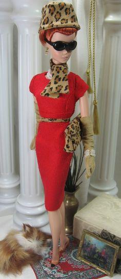 Blaze for Silkstone Barbie on Ebay now