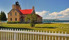 https://flic.kr/p/aoXtMq   Old Mackinac Point Lighthouse - Mackinaw City, Michigan   Classic late afternoon shot of Old Mackinac Point Lighthouse.  visit my - Profile     -for a link to my website  Camera - Nikon D700 Lens - Nikon 16-35mm Exposure -  1/80sec Aperture -  f/16 Focal Length -  30mm ISO Speed - 200 Quality - raw processed in capture NX2 Filter -  CPL  © Copyright 2010 John McCormick , All Rights Reserved.