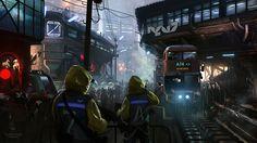 Dark Future, Cyberpunk, Brutalismo, Rascacielos y otras obsesiones. VOL II - Página 16 - ForoCoches