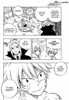 Fairy Tail 520 - Read Fairy Tail ch.520 Online For Free - Stream 3 Edition 1 Page All - MangaPark
