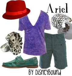 ariel | Disney Bound