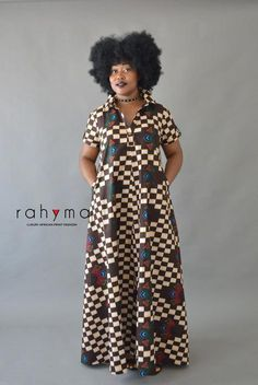 African fashion is available in a wide range of style and design. Whether it is men African fashion or women African fashion, you will notice. Latest African Fashion Dresses, African Dresses For Women, African Print Dresses, African Print Fashion, Africa Fashion, African Attire, African Wear, Kaftan, African Fashion Designers