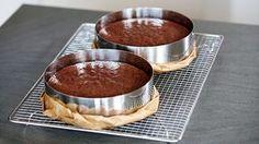 Saftiger Schokoladenkuchen für Motivtorten