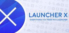 Launcher X v4.4.9 (Unlocked)  Sábado 02 de Enero 2016.Por: Yomar Gonzalez | AndroidfastApk  Launcher X v4.4.9 (Unlocked) Requisitos: 4.1 y arriba Información general: Launcher X es un elegante sustitución de la pantalla de su casa stock que se centra principalmente en ser un Todo en Uno Launcher para que toda la personalización y características de su lanzador favorito (s) estar bajo el mismo techo sin comprometer la suavidad y la memoria! Un lanzador próxima generación que facilita su…