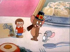 Tom and Jerry - 040 - The Little Orphan Retro Cartoons, Old Cartoons, Vintage Cartoon, Vintage Comics, Cartoon Profile Pictures, Cartoon Pics, Cute Cartoon Wallpapers, Tom And Jerry Gif, Tom And Jerry Cartoon