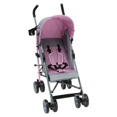 Delta Children Max Stroller *Red & Purple available on sale now $40