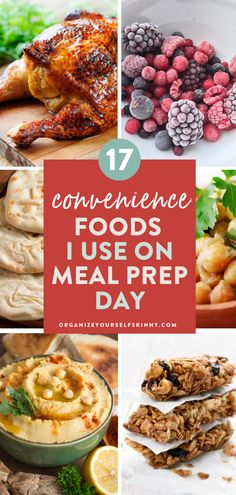 Looking to shorten your meal prep time, making it quick and easy? One misconception people have with meal prep is they need to cook everything from scratch. The hidden secret is to use healthy convenience foods where possible. Here is a list of what I purchase for meal prep day. Organize Yourself Skinny Healthy Meal Prep Tips | Healthy Eating Tips Quick Healthy Lunch, Healthy Freezer Meals, Healthy Meals For Kids, Healthy Snacks For Kids, Healthy Eating, Easy Lunches For Work, Easy Snacks For Kids, Quick Snacks, Snacks Recipes