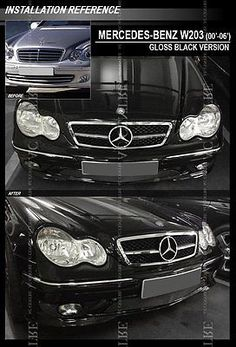 US Made Door Mirror Glass Replacement Passenger Side For Mercedes CL500 00-06