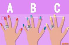 Mit árul el rólad a gyűrűsujjad hosszúsága - Lelki ügyek - Test és Lélek - www.kiskegyed.hu