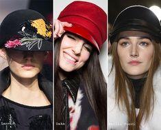 Fall/ Winter 2015-2016 Headwear Trends: Helmets and Caps  #hats #headwear #trends