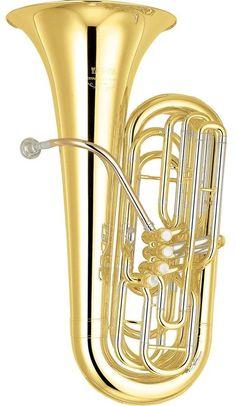 Yamaha YBB-621 Professional Series BBb Tuba | 3/4 Size