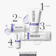 Adult Acne Treatments, Cystic Acne Treatment, Cystic Acne Remedies, Natural Acne Remedies, Best Skin Care Routine, Skin Routine, Unblemish Rodan And Fields, New Skin, Diy Skin Care