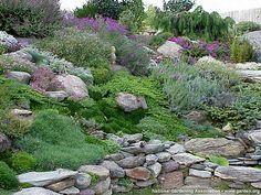 Gartenideen bilder  100 Bilder zur Gartengestaltung - die Kunst die Natur zu ...